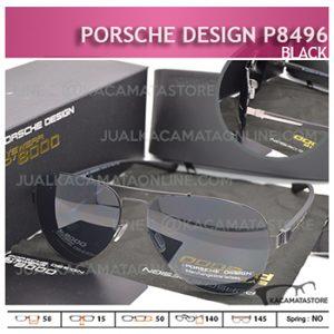 Harga Kacamata Terbaru Porsche Design P8496 Black