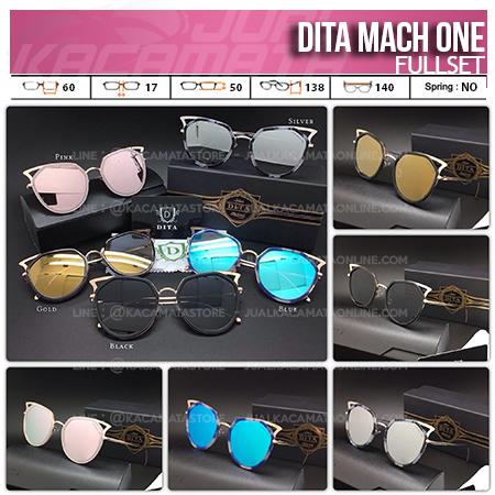 Model Kacamata Wanita Terbaru Dita Mach One