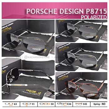 Trend Kacamata Pria Terbaru Porsche Design P8715 Polarized