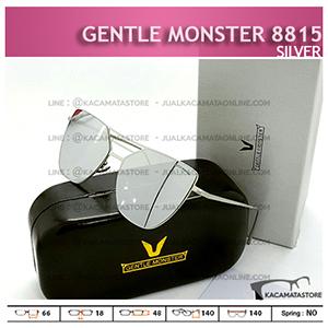 Jual Kacamata Terbaru Gentle Monster 8815 Silver