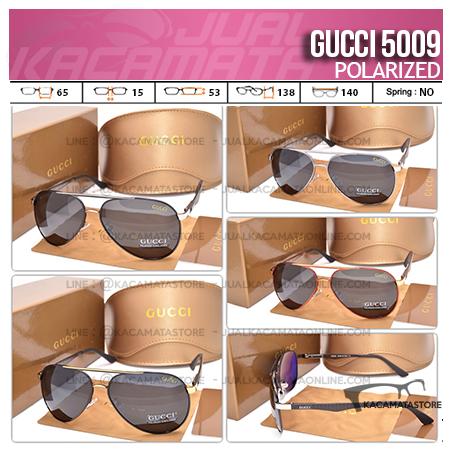 Trend Kacamata Terbaru Gucci 5009 Polarized