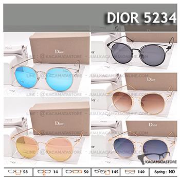 Trend Kacamata Wanita Terbaru Dior 5234