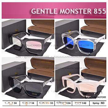 Trend Kacamata Wanita Terbaru Gentle Monster 855