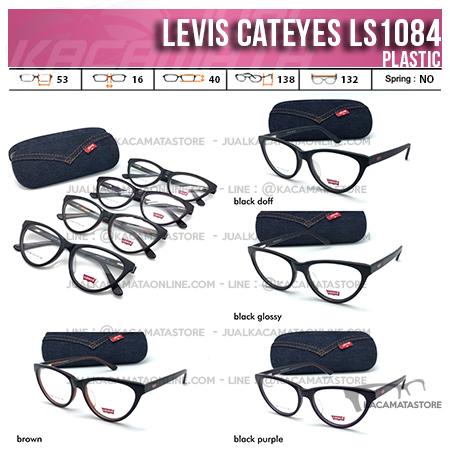 Jual Kacamata Cateyes Levis Ls1084 Murah