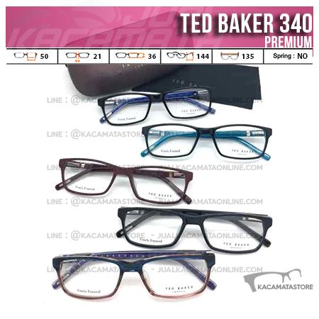 Trend Frame Kacamata Terbaru Ted Baker 340 Premium