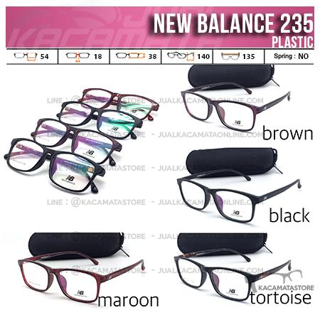 Jual Model Frame Kacamata Terbaru New Balance 235