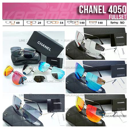 Model Kacamata Cewek Terbaru Chanel 4050 Jual KAcamata Wanita Berhijab