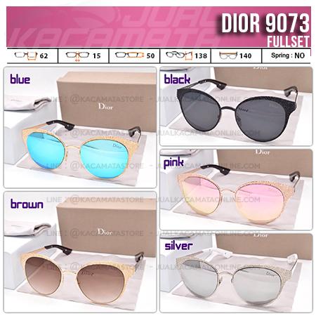 Model Kacamata Cewek Terbaru Dior 9073 - Kacamata Cewek Berhijab