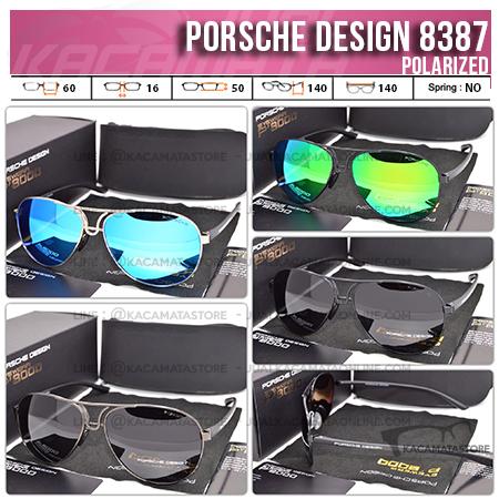Trend Kacamata Terbaru Porsche Design 8387 Polarized