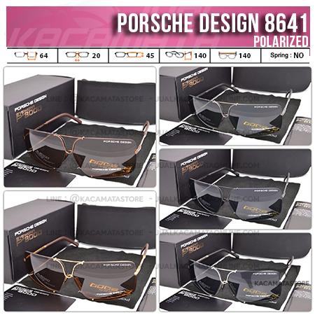 Trend Kacamata Terbaru Porsche Design 8641 Polarized