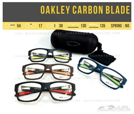 Jual Frame Kacamata Pria Terbaru Oakley Carbon Blade