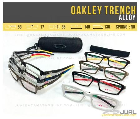 Jual Frame Kacamata Pria Terbaru Oakley Trench