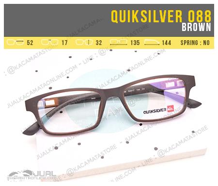 Model Kacamata Baca Quiksilver 088 Brown
