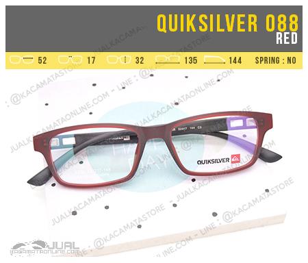 Kacamata Baca Quiksilver 088 Red