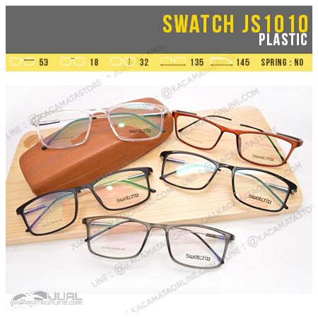 Jual Kacamata Minus Swatch JS1010 Frame Kacamata Terbaru