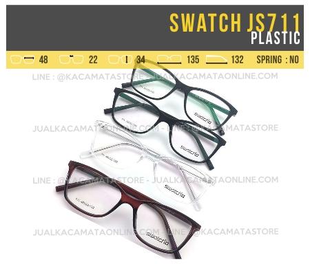 Jual Kacamata Minus Murah Swatch JS711 Frame Kacamata Terbaru
