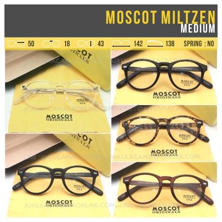 Jual Kacamata Moscot Terbaru Miltzen Medium