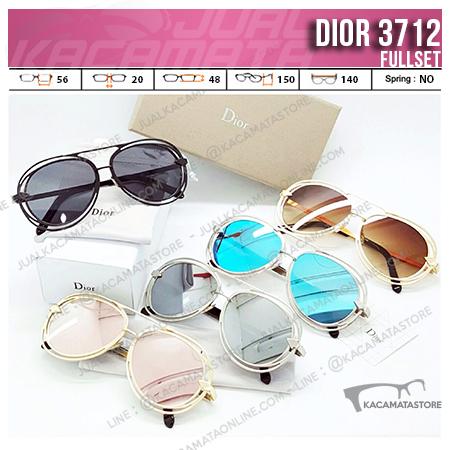 Jual Kacamata Wanita Terbaru Dior 3712 Kacamata Wanita Berhijab