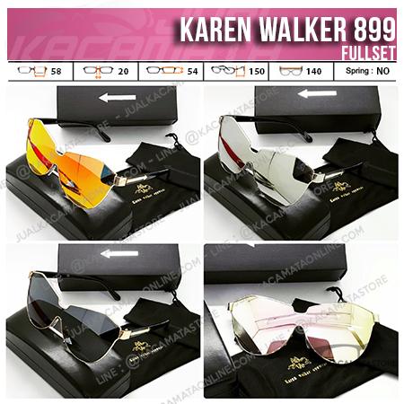 Jual Kacamata Wanita Terbaru Karen Walker 899