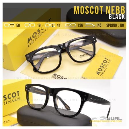Model Kacamata Moscot Nebb Terbaru Black