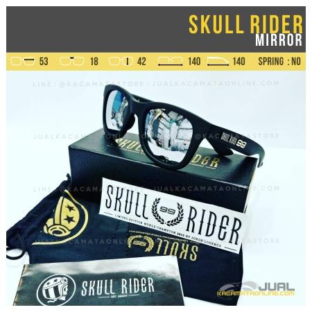 Jual Kacamata Skull Rider Jorge Lorenzo Mirror