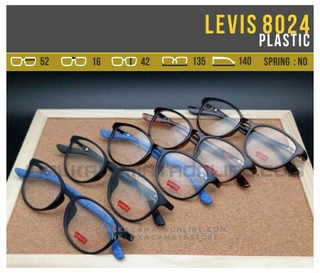 Jual Kacamata Baca Murah Levis 8024 Terbaru