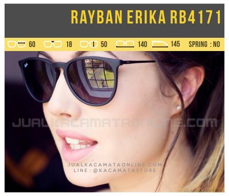 Jual Kacamata Rayban Erika Terbaru RB4171 Murah