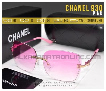 Gambar Kacamata Terbaru Untuk Cewek Chanel 930 Pink