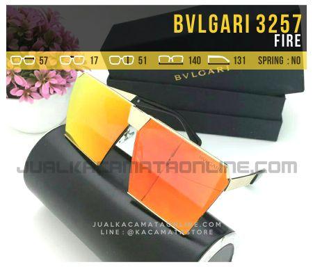 Trend Kacamata Fashion Bvlgari 3257 Fire