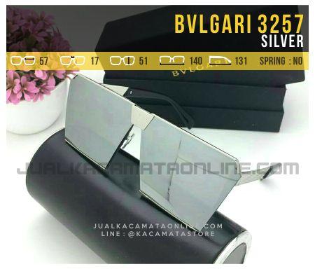 Jual Kacamata Fashion Bvlgari 3257 Silver