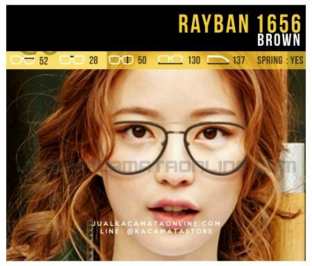 Jual Kacamata Optik Rayban RB1656 Terbaru 2017