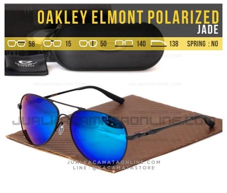 Gambar Kacamata Pria Terbaru Oakley Elmont Jade