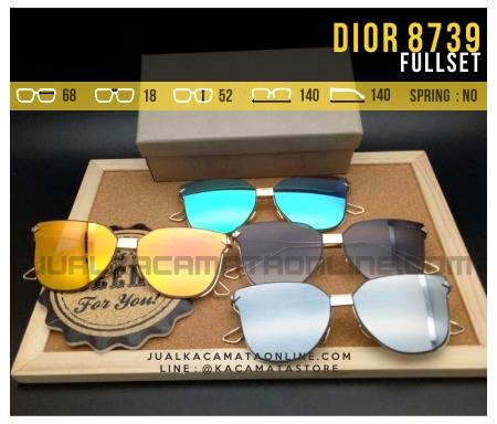 Model Kacamata Wanita Terbaru Dior 8379 fullset
