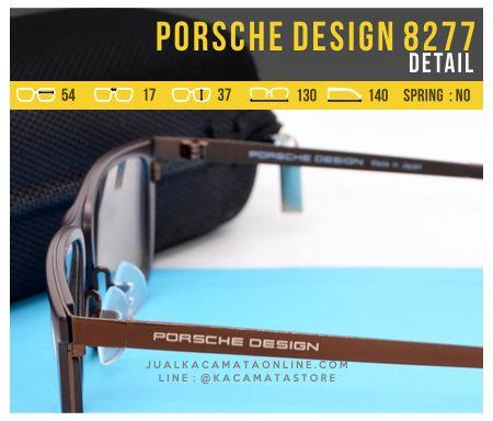 Frame Kacamata Murah Porsche Design 8277 Terbaru