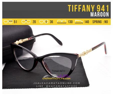 Kacamata Wanita Tiffany 941 Marron