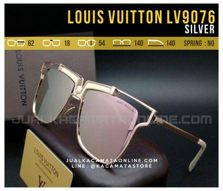Model Kacamata Terbaru 2017 Louis Vuitton LV9076 Pink