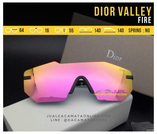 Grosir Kacamata Murah Dior Valley Fire