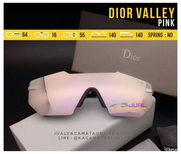 Jual Kacamata Murah Dior Valley Pink