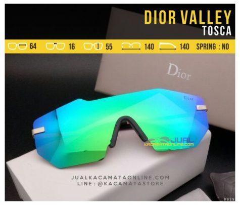 gambar Kacamata Murah Dior Valley Tosca