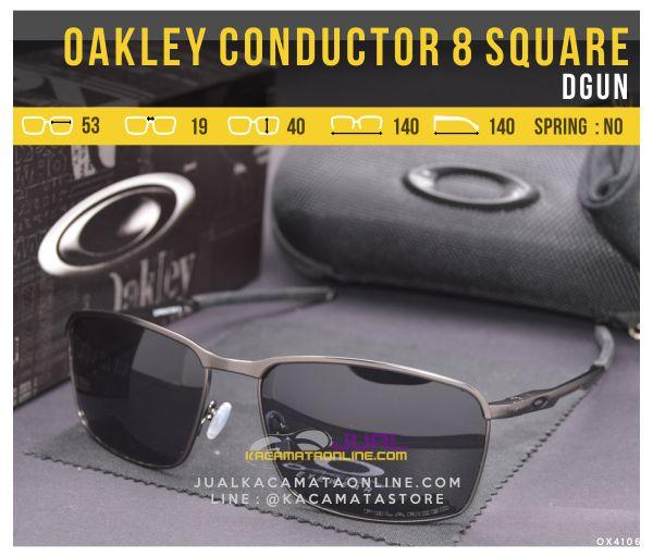 Model Kacamata Oakley Terbaru Conductor 8 Square Dgun