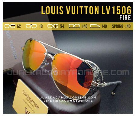 Harga Kacamata Terbaru Louis Vuitton LV1506 Fire