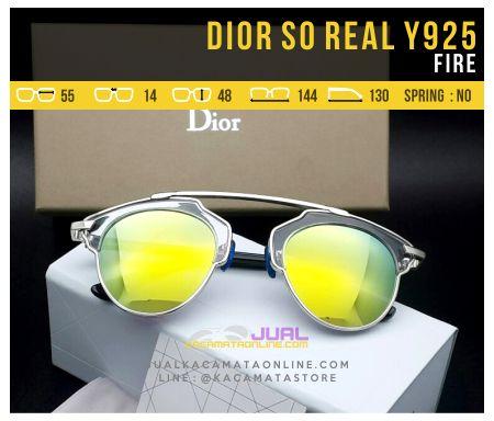 Gambar Kacamata Dior So Real Fire