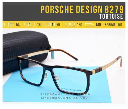 Harga Kacamata Murah Porsche Design 8279 Tortoise