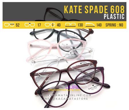 Jual Kacamata Optik Murah Kate Spade 608 Terbaru