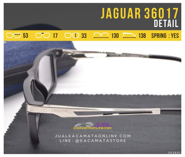 Jual Kacamata Sporty Terbaru Jaguar 36017 Murah