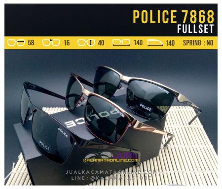 Kacamata Gaya Model Terbaru Police 7868 Murah