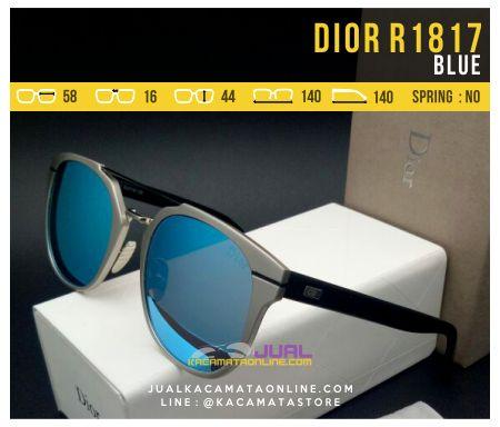 Kacamata Wanita Model Terbaru Dior 1817 Blue