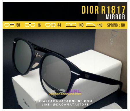 Kacamata Gaya Model Terbaru Dior 1817 Mirror
