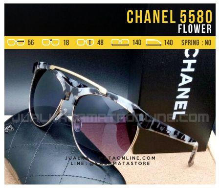 Model Kacamata Cewek Terbaru Chanel Most Turn Flosera