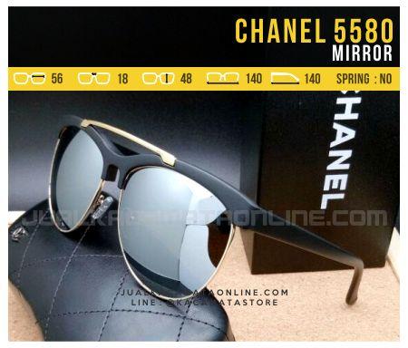 Gambar Kacamata Cewek Terbaru Chanel Most Turn Mirror
